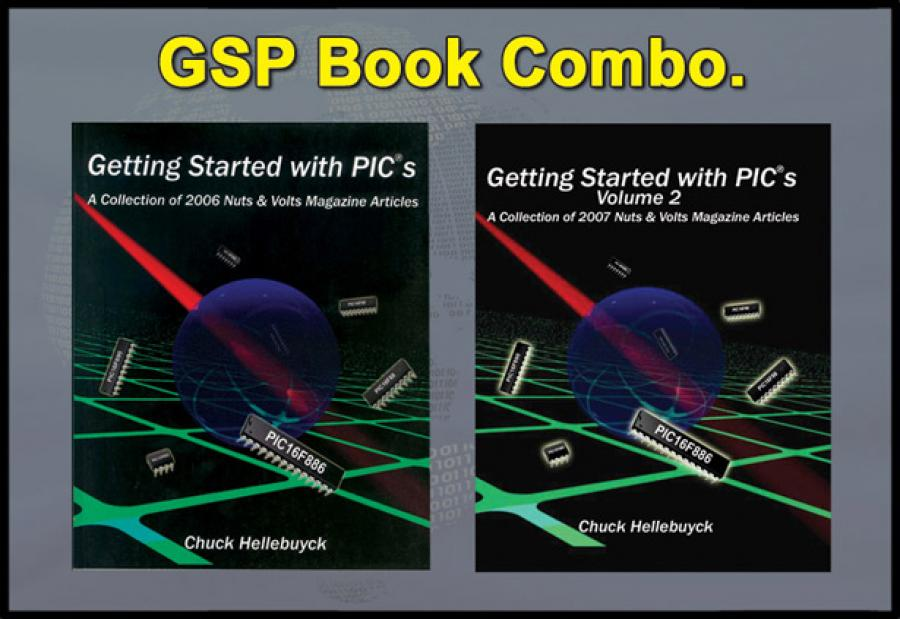 GSP Book Combo