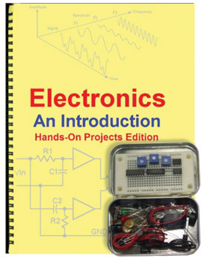 Electronics an Introduction Hands-on-Projects Combo