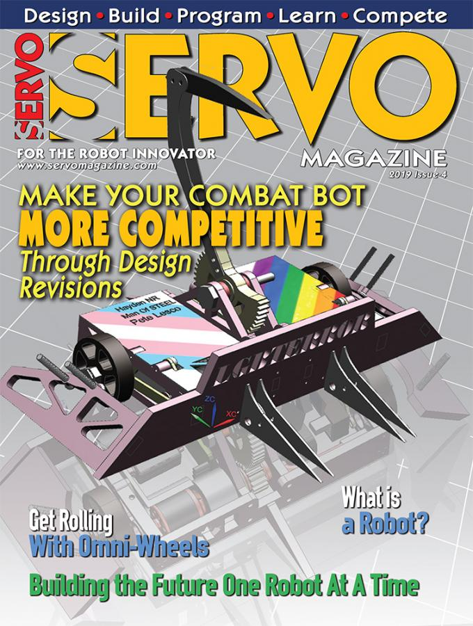 SERVO 2019 Issue-4
