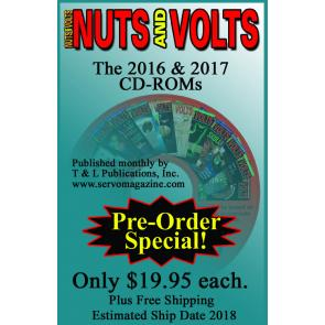 NV CD ROM Pre-Order Special