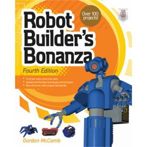 Robot Builder's Bonanza, Fourth Edition