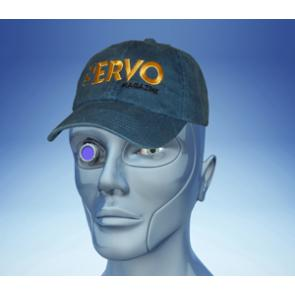 SERVO Custom Embroidered Hat