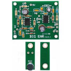 Big Ear PCB & Components Kit