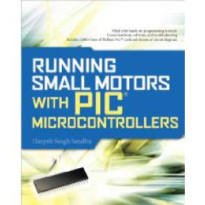 Running Small Motors With PIC Microcontollers