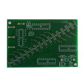 PI Scrolling Display PCB