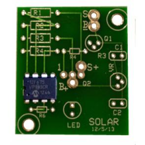 Solar Charge Controller PCB & Programmed Chip