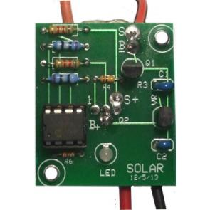 Solar Charge Controller PCB & Component Kit