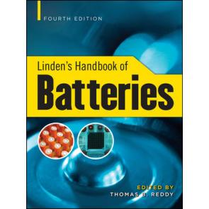 Linden's Handbook of Batteries, 4/e