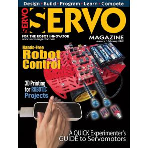 SERVO 2019 Issue-1