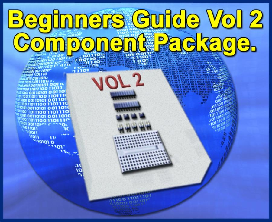 Beginners Guide Vol 2 Component Package