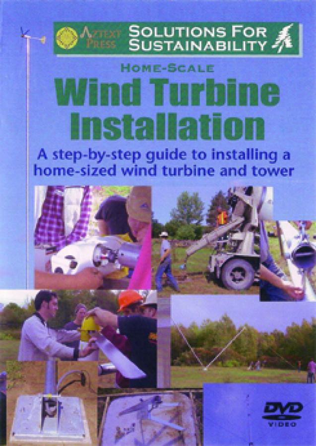 Wind Turbine Installation DVD