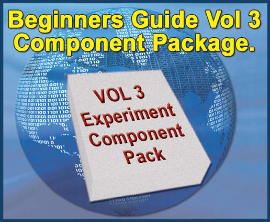 Beginner's Guide Vol 3 Component Package