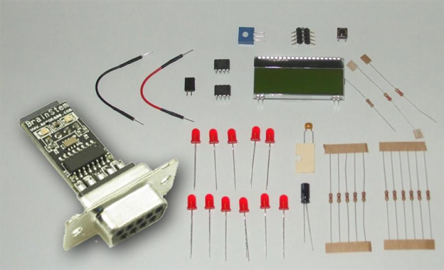 Programming The PIC24/dsPIC33 Book, Component Pack