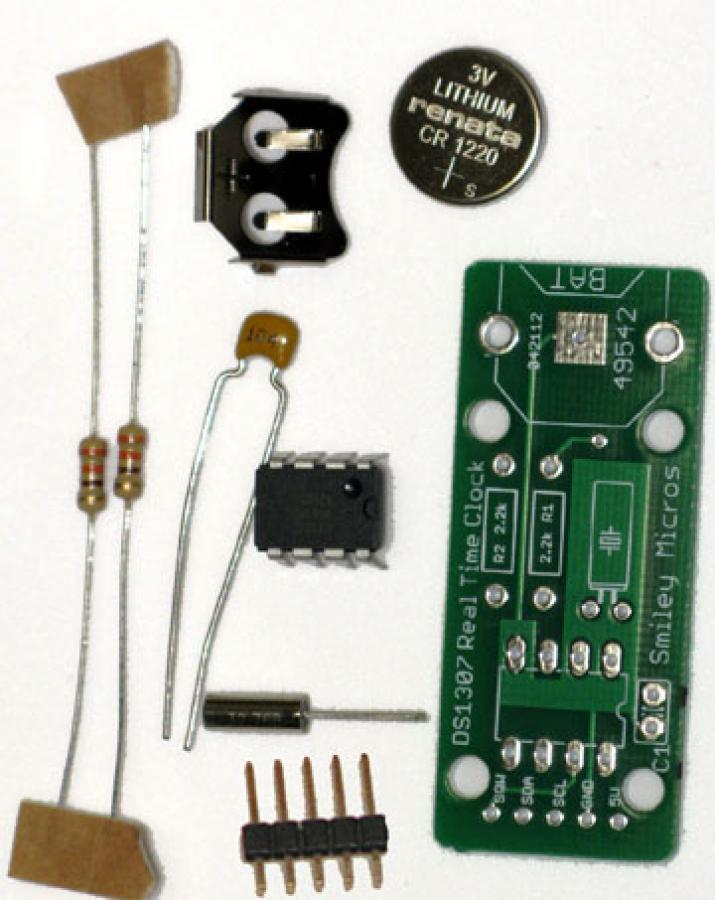 DS1307 Real Time Clock KIt