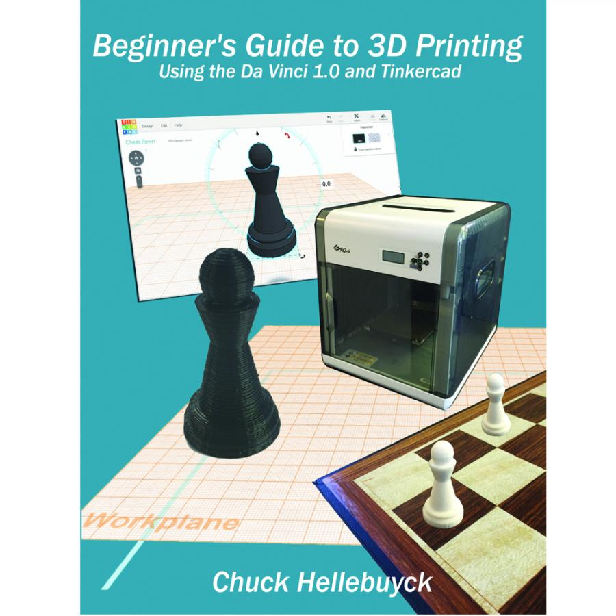 Beginner's Guide to 3D Printing: Full Color Interior