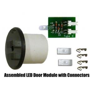 Assembled LED Door Module with Connectors