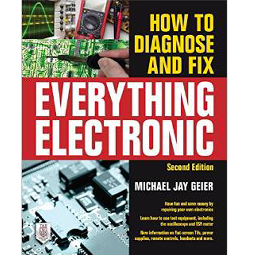 Video's van How to diagnose and fix everything electro…