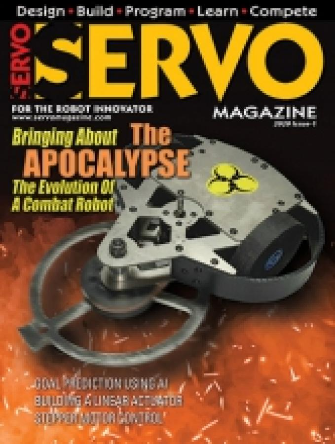 SERVO 2020 Issue-1