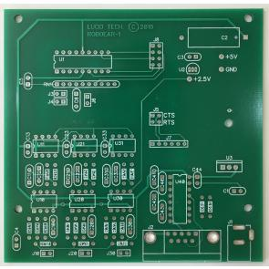The ROBOEAR PCB