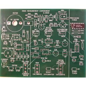 Mass Measurement Experimenter PCB and Chip