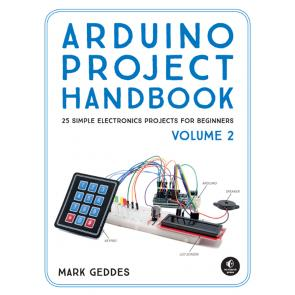Arduino Project Handbook, Vol. 2