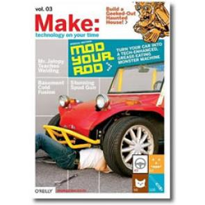 MAKE: Technology on Your Time, Volume 3