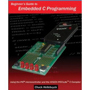 Beginner's Guide to Embedded C Programming Vol 1