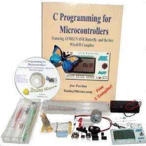 C Programming Book & Kit Combo