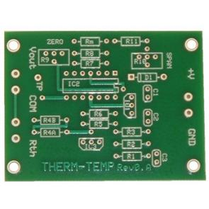 Temperature Gauge PCB