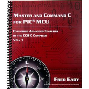 Master and Command C for PIC MCU