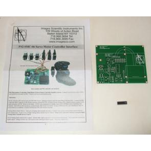 PlayStation Servomotor Controller Interface PCB & Programmed Chip
