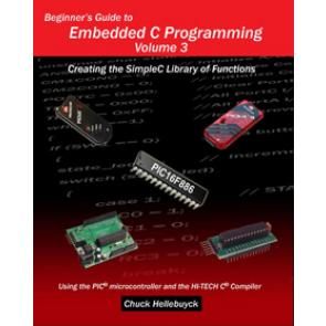 Beginner's Guide to Embedded C Programming Vol 3