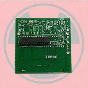 Geiger Counter PCB & Programmed Chip