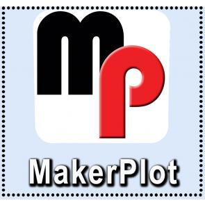 MakerPlot Software. Please all the information on the detail page before ordering
