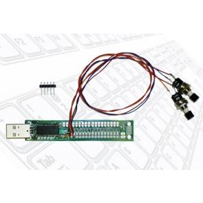 USB Keyboard Input Kit, Assembled