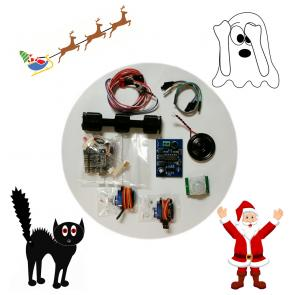 DIY Motion/Light/Sound Animatronics Starter Kit