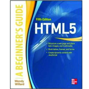HTML5: A Beginner's Guide, Fifth Edition