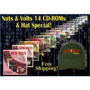 N&V 14 CD-ROM & Hat Special