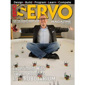 SERVO May/June 2018