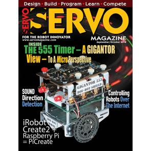 SERVO September/October 2018